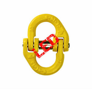 NEW industrial lifting equipment 13mm G80 Chain Connector