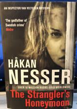 Hakan Nesser The Strangler's Honeymoon Inspector Van Veeteren Mystery