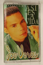Asi Es La Vida by Joe Veras (1997) (Audio Cassette)