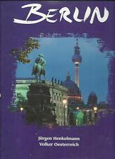 BERLIN, by Jurgen Henkelmann & Volker Oesterreich, 1996 in English & German