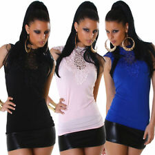 Gothic S Damenblusen, - tops & -shirts ohne Muster