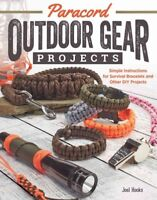 Paracord Outdoor Gear Projects : Simple Instructions for Survival Bracelets a...