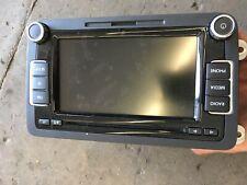 VW Passat 3C Lift B7 Autoradio Entertainment SD Karte Touch 3C8035195F