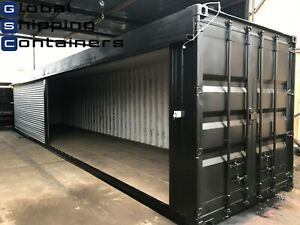 40ft x 8ft Roller Shutter Shipping Container (Liverpool Area)