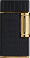 Lighter Colibri Julius Black Gold