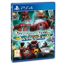 Awesomenauts Assemble PS4 Game