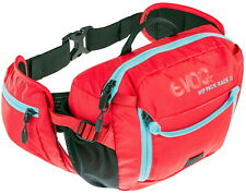 Sac d'Hydratation EVOC HIP PACK RACE 3L Rouge