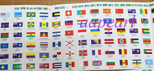 Wholesale 295 countries Regions flags 2014 edition Collections Uncirculated