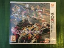 Project X Zone 2 3DS PRECINTADO!!