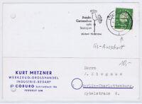 BUND, GAA P 37 EF, Coburg, MWS Bundesgartenschau Stuttgart, 4.3.61