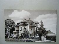Ansichtskarte Philippsburg Rhein Forstamt 1964