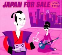 JAPAN FOR SALE VOL TWO various (CD, compilation) alternative rock, synth pop,