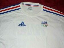Maillot Adidas Officiel De L'Equipe De France Olympique Taille M