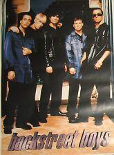 Backstreet Boys 1998 Poster Bsb Nick Carter Brian Littrell Aj McLean Howie D.