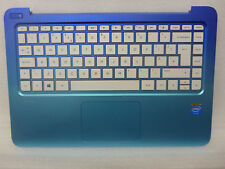 FIXED HP STREAM 13-C020NA PALMREST UK KEYBOARD TOP CHASSIS COVER and TOUCHPAD