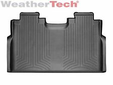 WeatherTech FloorLiner for Ford F-150 SuperCrew - 2015-2017 - 2nd Row - Black