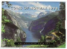 Norway 1998 Bu Mint Set = Geiranger =
