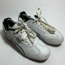 US Polo Assn RIcky Shoe White Men's Size 8 Medium