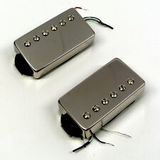Bare Knuckle Steve Stevens Rebel Yell Nickel Pickup Set, 50mm, Short Leg +Picks