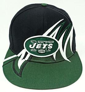 NEW YORK JETS Snapback Hat Ball Cap Licensed NFL 100% Cotton Adult OSFM