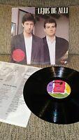 """Fern de Alli LP Vinyl 12 """" 1989 Spanisch Ersten Press VG/VG Dalbo"""