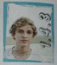 New Cody Simpson 143 SOFT Fleece Throw Blanket Gift 50x60 Photo Image I Love You