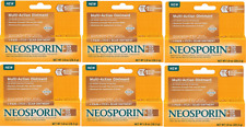 Neosporin + Pain, Itch, Scar Antibiotic Ointment, 1 Oz (6 Pack)