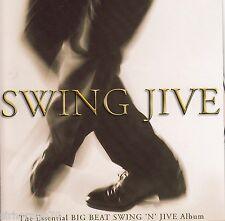 SWING JIVE The Essential Big Beat Swing 'N' Jive Album CD