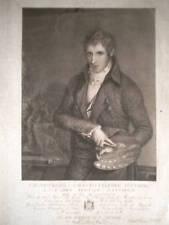 M Vincenzo Camuccini pittore Neoclassicismo De Boni 1813