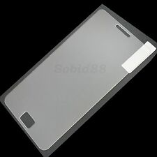 Clear HD Tempered Glass Screen Protector Film For Samsung Galaxy S2 S II i9100
