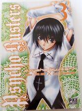Manga PSYCHO BUSTERS tome 3 chez Pika éditions en Français très bon état