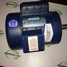 LEESON Flange Motor, Mod, C6C17FC6G: contact seller for shipping options