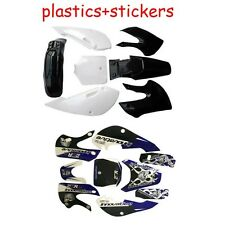KLX110 PLASTICS & STICKERs 110/125/140/150/160/200CC Dirt Bike ATOMIK PITPRO
