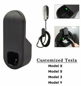 Charging Cable Organizer Wall Mount Adapter for Tesla Model 3 X S Y EU Version