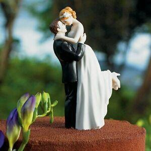 True Romance Wedding Cake Topper WITH Custom Hair Colors