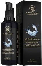 Serum Visage BIO Acide Hyaluronique 100ml Hautement Dose Soin Anti Age Beaute