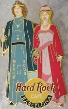 Hard Rock Cafe BARCELONA 2003 MERCE Event Man & Woman PIN - LE 500 - HRC #20545