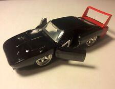 Jada 1:32 1969 Dodge Charger Black Car Diecast