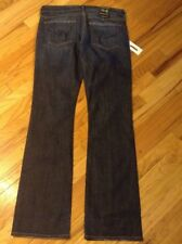 NWT Citizens of Humanity Kelly Low Boot Women's Jeans Size 31x 35 L MSRP $156.00
