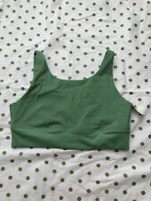 OFFLINE by Aerie Women's Sports Bra Green Large New With Tags