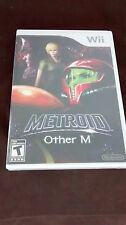 Metroid: Other M  for Nintendo Wii, Factory Sealed  -  FREE SHIPPING