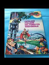 CATALOGO ITALIANO DEL FUMETTO AMATORIALE (ed. LUIGI BONA EDITORE 1978)