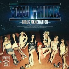 K-POP Girls Generation SNSD 5th Album [You Think] CD + Booklet Sealed Music CD