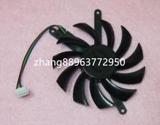 75mm EVGA NVIDIA GTX 460 560TI Fan Replacement 42x87x87mm 4Pin PLD08010S12HH Z88