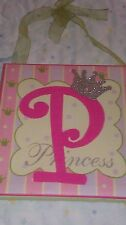 Canvas Princess Canvas Wall Art Work Picture Mural Pink Girl