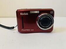 KODAK PIXPRO FZ43 Friendly Zoom Digital Point  Shoot Camera, Red #FZ43-RD