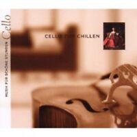 CELLO ZUM CHILLEN (VIVALDI, SAINT-SAENS, J.S. BACH, FAURE, DVORAK UVM) CD NEU