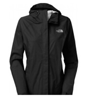 The North Face Womens Venture Rain Jacket TNF Black Size XL NF00A8ASJK3 $99