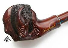 DIFFICULT HAND CARVED Tobacco Smoking Pipe/Pipes *POUNCHES/CLAW* Lowest Price!