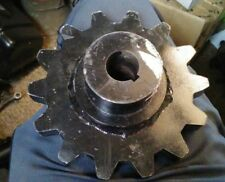 8 inch 14 teeth sprocket
